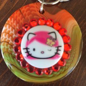 Tarina Tarantino Hello Kitty necklace